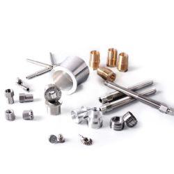 安いカスタム中国のステンレス鋼の精密旋盤の機械化