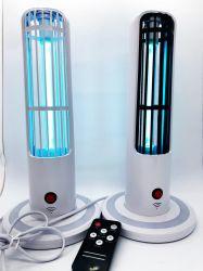 La luz de esterilización UV con Control Remoto de cuarzo Lámpara UV Esterilizador germicida ultravioleta desinfección matar bacterias Virus ácaros