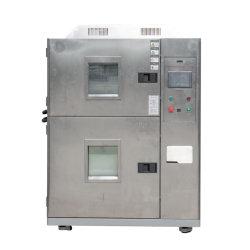 SUS304 haute et basse température chambre d'essai de choc thermique Essai d'impact Instrument de test du matériel de test de chambre