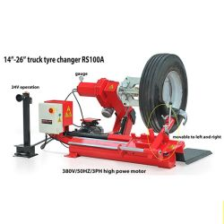 中国の工場製造者のセリウムのガレージのための公認のトラックのタイヤのチェンジャー