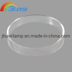 석영 유리 튜브 투명 유리 석영 튜브 석영 제품