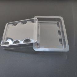 플라스틱 고정되는 상자 주문 장식용 포장 쟁반