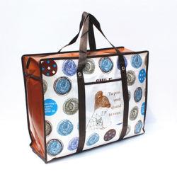 personalizado Strong transportar o saco de tecido PP