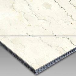 Pente de mel Painel de mosaico composto/Polidos/aperfeiçoou/Antique Bianco mármore de alumínio para bancada/Mosaico/Flooring