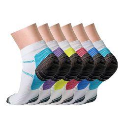 Kundenspezifische Kissen-Turnschuh-Baumwolle trifft Basketball-laufende Sport-Mannschafts-Socken-Mann-Frauen hart, die Breathable haltbare passende rutschfeste antibakterielle Knöchel-Socken trocknen