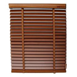 Le bambou Stores vénitiens Stores en bois Manuel pour l'intérieur décoration