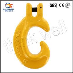 خطاف C للخطافة المفصلية من النوع C من الفولاذ اللوي من الفئة 80