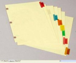 De Verdeler van de Index van het document