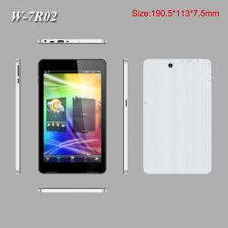 7인치 태블릿 PC Android 4.1 듀얼 코어, 1g+8G, WiFi, 3G, Ultrathin