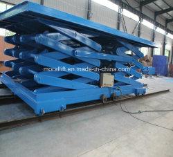 La mesa elevadora de tijera hidráulico eléctrico (SJG)