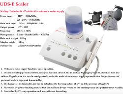 Système de nettoyage à ultrasons de pics dents Scaler