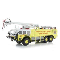 Огонь погрузчика для модели литого 1/43 воздушного порта