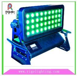 LEDs de 36*8W piscina RGBW 4 em 1 arruelas de parede LED Bar