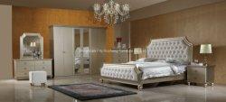 На заводе оптовой классическом стиле с одной спальней и мебелью из дерева