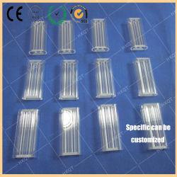 La cavidad láser triple de cuarzo de flujo de tubo, tubo de flujo de cuarzo láser