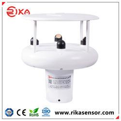 Rk120-03 Auto-Heated Econômica Velocidade e direcção do vento de ultra-sons, sensor anemómetro ultra-sónico