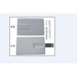 O logótipo cor OEM Imprimir cartão Cresit vistos de Memória Flash USB