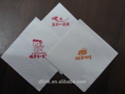Flexo Printing Ink per Napkin Paper Printing