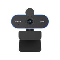 Resolução de 4K webcam USB PC webcam com microfone embutido Plug & Play para o Skype Live Classe Desktop Webcam de Vídeo Conferência