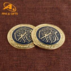 Carte d'émail de haute qualité de la forme des pièces pièces militaire de l'anneau étoile d'étiquettes RFID Tag pièces blanchisserie pour la vente à Toronto (COIN-093)