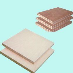 Grau de móveis/Grau de Embalagem Okoume Madeira contraplacada ou compensada com boa qualidade