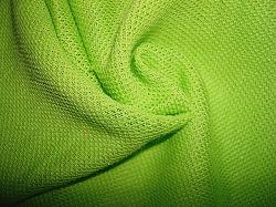 Rami Piqué Slub único tecido de moda e pano de rami
