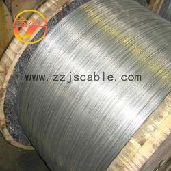 Alambre de acero Galvanzied 0.3-13mm