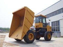7ton Vrachtwagen van uitstekende kwaliteit van de Kipwagen van de Bouw 4WD de Chinese