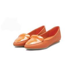 O OEM populares Galpão de alpercatas mulheres Flat Calçado Casual