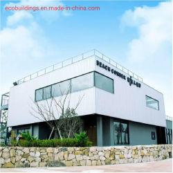 Новый дизайн современных стальные конструкции здания ресторана сборных домов