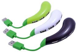 Nuevo modelo Concentrador USB 2.0 como el melón (HUB-074)