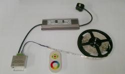 SMD5050 3528 программируемых водонепроницаемый гибкий светодиодный индикатор полосы