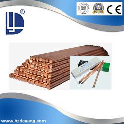 Electrode ronde gougeage arc-carbone/Tiges B505