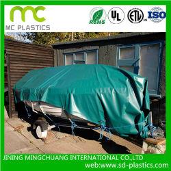 460g 500d encerado laminado de PVC Camping tenda tecido impermeável