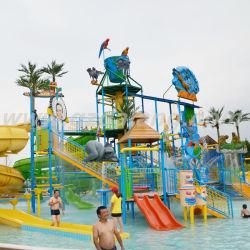 El Equipo de Parque acuático estilo Amazon juegos al aire libre (DL-92901)