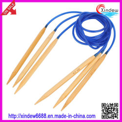 Циркуляр для вязания из бамбука иглы (XDBC-001)