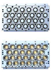 Molde para recipiente de plástico, Taça, Placa e a bandeja na máquina de termoformação PP/PS/PD/HIPS