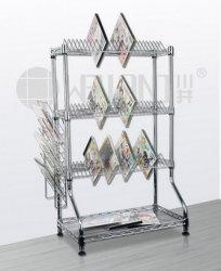 Nuevo diseño de pantalla de DVD CD Metal ajustable Rack (CJ-C1153)