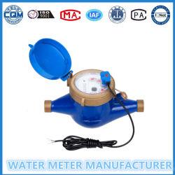 Impulsions de sortie de transmission d'impulsions compteur d'eau dans le 1/10/100 litres/Pulse