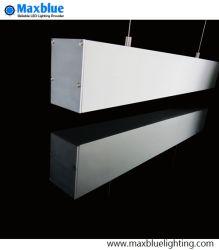 Van de Lineaire Lichte LEIDENE van de moderne LEIDENE het Hangen Tegenhanger Lamp/LED het Licht Strook van de Tegenhanger