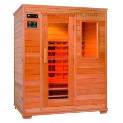 Hot Sale à la mode salle de sauna infrarouge (SR103)
