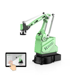 低価格のセリウムの証明の盗品のロボットをソートする小さい小型デスクトップの企業の知能ロボットアームロボットマニピュレーターのフライス盤