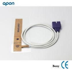 Nellcor Wegwerffühler SpO2 für erwachsenes/pädiatrisches/Kind/Neugeborenen. CE&ISO 13485