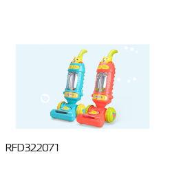 لعبة الجملة مكنسة كهربائية كهربائية مكنسة أدوات تنظيف لعبة يتظاهر الأطفال تشغيل التنظيف