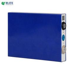 엘리트 딥 사이클 LFP 프리스매틱 리튬 이온 3.2V 105ah 솔라 EV/에너지 저장/저속 차량용 LiFePO4 리튬 이온 배터리