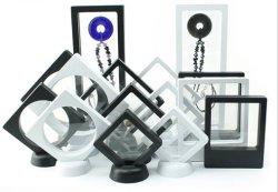 يخلي حجم صغيرة كبيرة [3د] بلاستيكيّة تعليق [ديسبلي بوإكس] لأنّ عملة مجوهرات تعليب [مولتي-ستل]