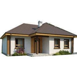 Villa de lujo Mobule prefabricados prefabricados/Modular prefabricados Villa Chalet