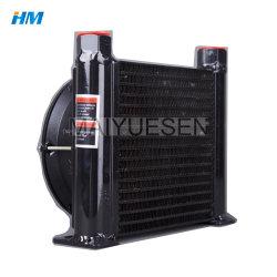 El ventilador del radiador de aceite hidráulico tipo postenfriador intercambiador de calor Intercambiador condensador coche Refrigerador del compresor del radiador de aluminio AF0510 AF1025 AH0608 AW0607 AH1012