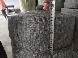 가스 액체 서리 제거 장치에 의하여 뜨개질을 하는 티타늄 철망사