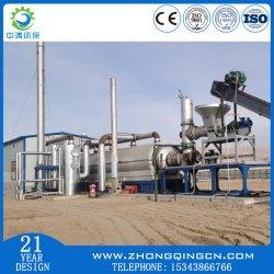 La norme européenne Pneus/des déchets Déchets Plastiques/déchets Les déchets industriels ou de caoutchouc Pyorlysis Machine/machine de recyclage/machine de traitement Le traitement des déchets au diesel/huile